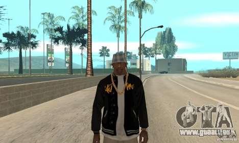 Jacke skin pour GTA San Andreas