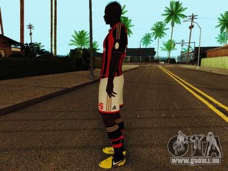 Mario Balotelli v1 für GTA San Andreas dritten Screenshot