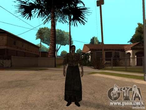Aktualisierte Pak-Zeichen aus Resident Evil 4 für GTA San Andreas neunten Screenshot