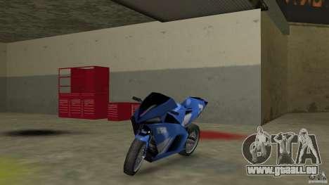 Yamaha YZF R1 für GTA Vice City