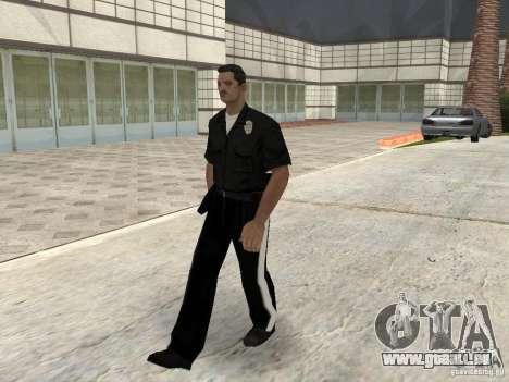 Cops skinpack pour GTA San Andreas troisième écran