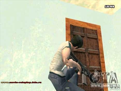 M4 HD für GTA San Andreas dritten Screenshot