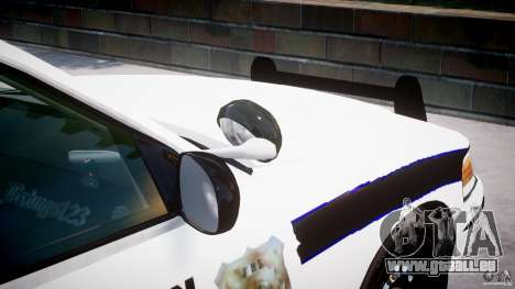 Ford Crown Victoria 2003 FBI Police V2.0 [ELS] pour GTA 4
