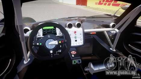 Pagani Zonda R 2009 pour GTA 4 est un droit
