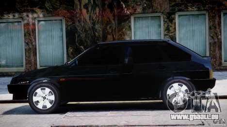 VAZ-21093i für GTA 4 obere Ansicht