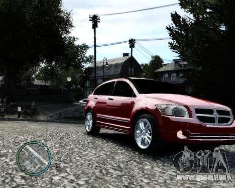 Dodge Caliber pour GTA 4 est un côté