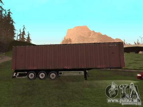 Nouveau trailer pour GTA San Andreas roue