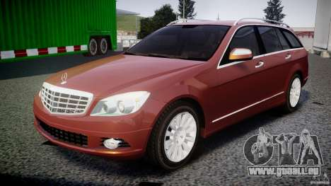 Mercedes-Benz C 280 T-Modell/Estate für GTA 4