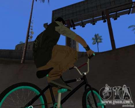Tony Hawks Cole pour GTA San Andreas deuxième écran
