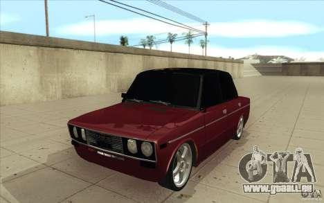 Lada VAZ 2106 pour GTA San Andreas