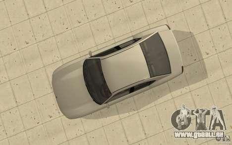 FIB Buffalo in GTA 4 für GTA San Andreas rechten Ansicht