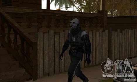 Police Man für GTA San Andreas dritten Screenshot
