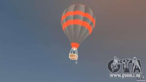 Balloon Tours option 4 pour GTA 4 est une gauche