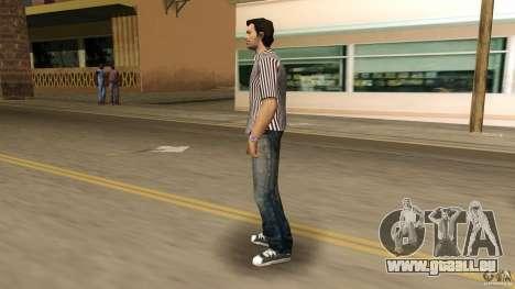 Tommy peau GTA Vice City pour la deuxième capture d'écran