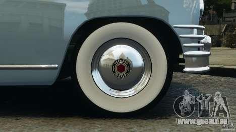 Packard Eight 1948 für GTA 4 Innen