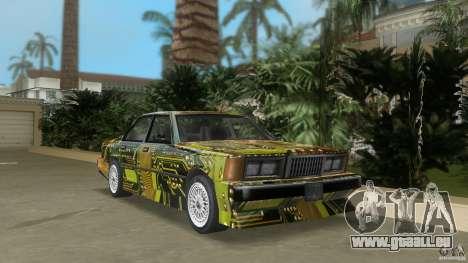 Sentinel Plato für GTA Vice City