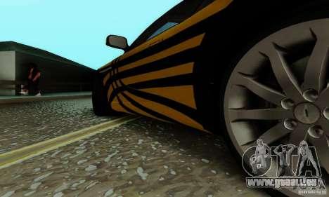 Aston Martin DB9 pour GTA San Andreas moteur