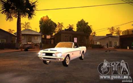 ENBSeries v1.0 par GAZelist pour GTA San Andreas deuxième écran