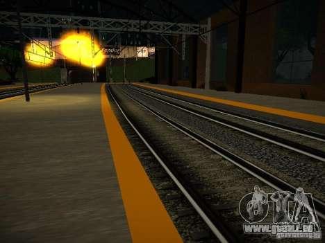 Neue Schienen für GTA San Andreas