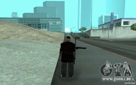 Neue Skins Los Santos Vagos für GTA San Andreas dritten Screenshot