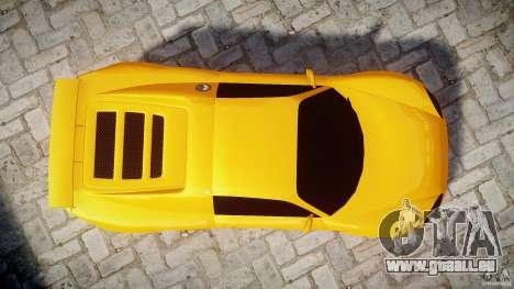 Watson R-Turbo Roadster für GTA 4 rechte Ansicht