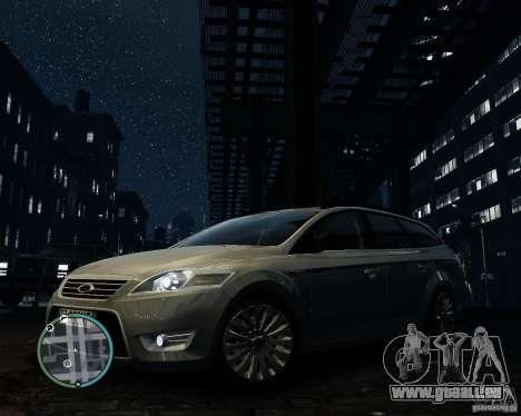 Ford Mondeo Mk4 pour GTA 4