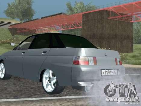 LADA 21103 Maxi pour GTA San Andreas sur la vue arrière gauche