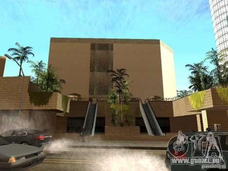 Neue Texturen Downtown Los Santos für GTA San Andreas