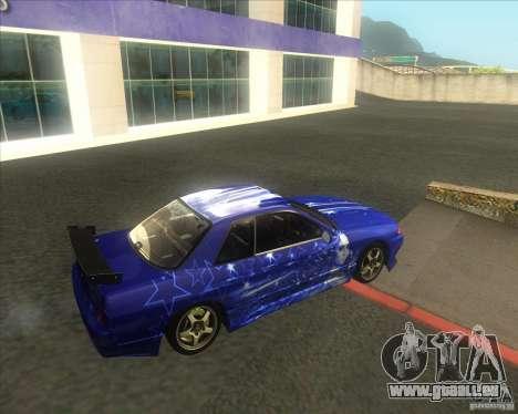 Nissan Skyline R32 GTS-T type-M pour GTA San Andreas vue de côté