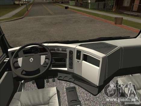 Renault Premium pour GTA San Andreas vue de droite
