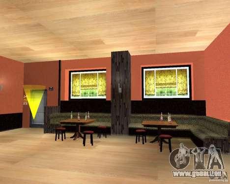 Un nouveau bar à Gantone pour GTA San Andreas troisième écran