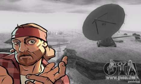 Loadscreens in GTA-IV Style für GTA San Andreas neunten Screenshot