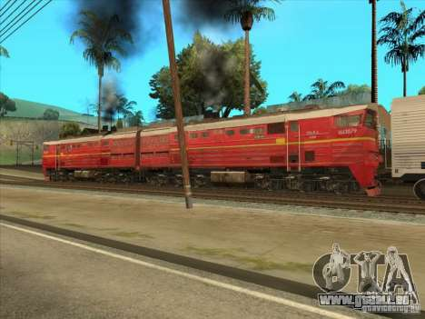 2te10v-4833 für GTA San Andreas Innenansicht