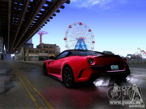 Realistic Graphics HD 2.0 für GTA San Andreas sechsten Screenshot