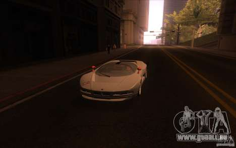 BMW Italdesign Nazca C2 1993 für GTA San Andreas
