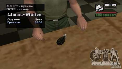 Montage HD pour GTA San Andreas dixième écran