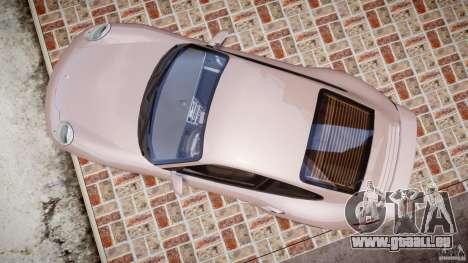 Porsche 911 (997) Turbo v1.0 pour GTA 4 est un droit