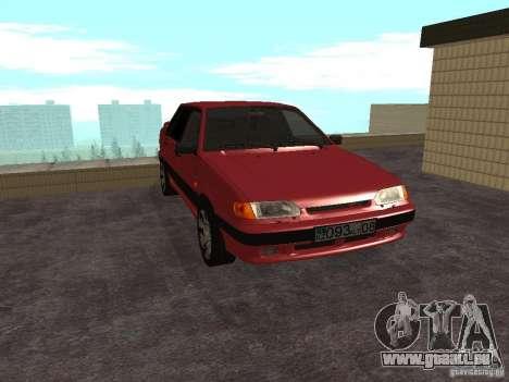 VAZ 2115 pour GTA San Andreas