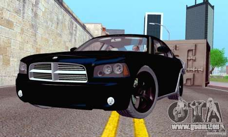 Dodge Charger Fast Five pour GTA San Andreas