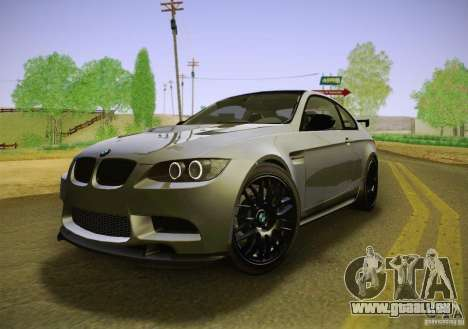 BMW M3 GT-S Final für GTA San Andreas