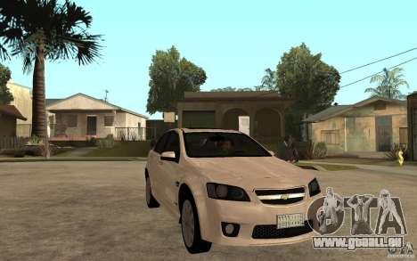 Chevrolet Lumina 2010 pour GTA San Andreas vue arrière