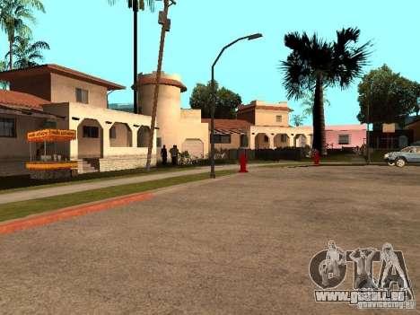 Grand Street pour GTA San Andreas huitième écran