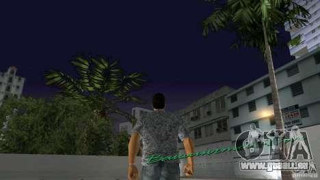 Marche pour le quatrième écran GTA Vice City