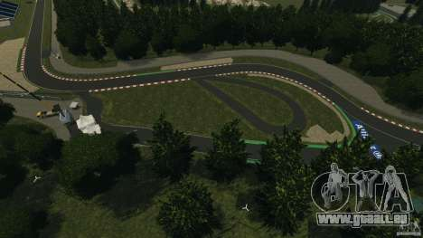 SPA Francorchamps [Beta] für GTA 4 sechsten Screenshot