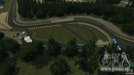 SPA Francorchamps [Beta] für GTA 4 sechsten Screenshot