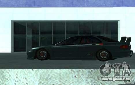 Honda Integra Type R für GTA San Andreas rechten Ansicht