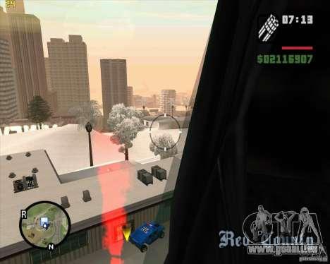 U.S.M.C. Desant pour GTA San Andreas troisième écran