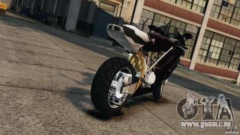Ducati 999R für GTA 4 hinten links Ansicht