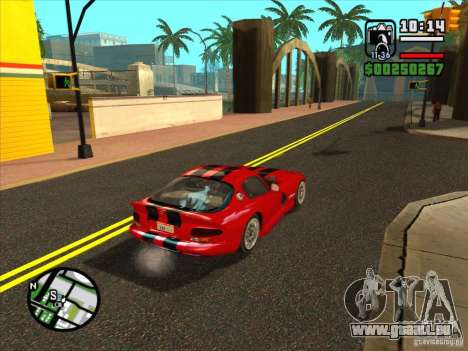 ENBSeries v1.6 pour GTA San Andreas dixième écran