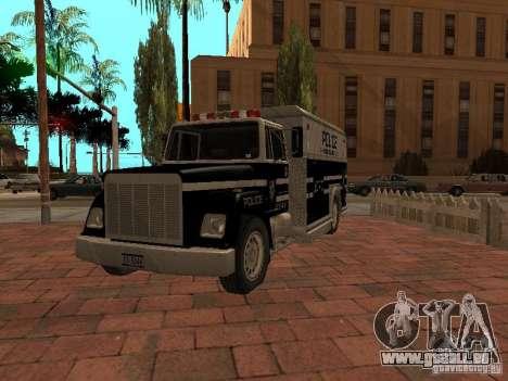 HD Siegel-Maschine für GTA San Andreas